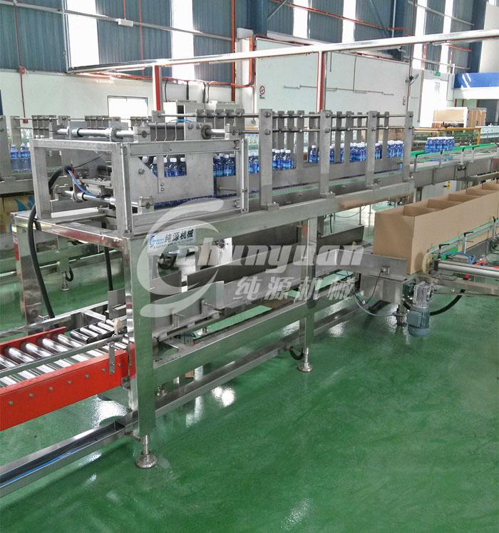 全自动zhuang箱机码垛系tong的工作原li是shi么?